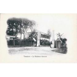 Tamatave - La résidence générale