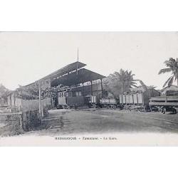 Tamatave - La Gare