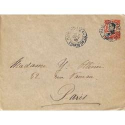 HANOI - CHATEAU  D'EAU TONKIN 1910