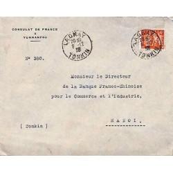 LAOKAY TONKIN  1938
