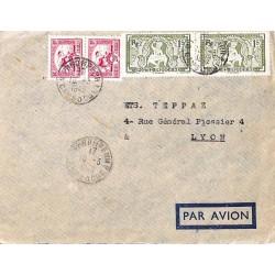 1949 Affranchissement à 2 $...