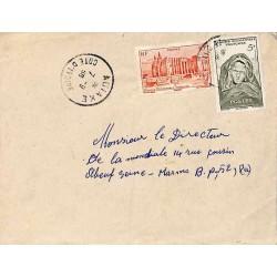 ADIAKE COTE D' IVOIRE 1956