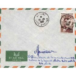 ADJAME COTE D' IVOIRE 1961