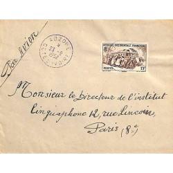 ADZOPE COTE D'IVOIRE 1952