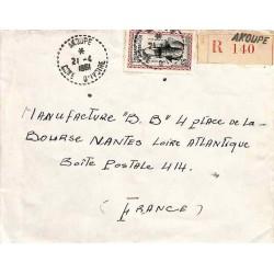 AKOUPE COTE D'IVOIRE 1961