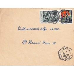 ARRAH COTE D' IVOIRE 1959