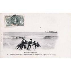 ASSINIE COTE D'IVOIRE 1906