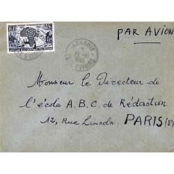 AZAGUIE COTE D'IVOIRE 1955