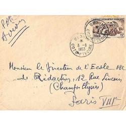 BEOUMI COTE D'IVOIRE 1954
