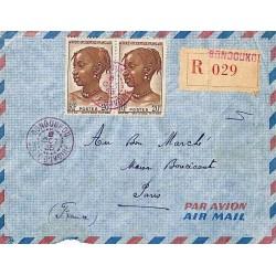 BONDOUKOU COTE D' IVOIRE 1955