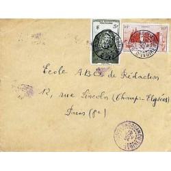 BONGOUANOU COTE D'IVOIRE 1954