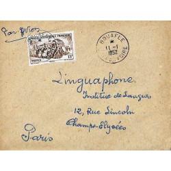 BOUAFLE COTE D'IVOIRE 1952