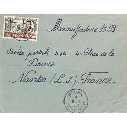 BOUNA COTE D'IVOIRE 1954