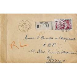 BOUNA COTE D'IVOIRE 1957