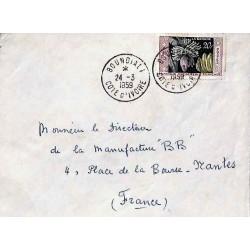 BOUNDIALI COTE D'IVOIRE 1959