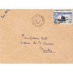 DAOUKRO COTE D'IVOIRE 1957