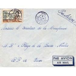 DIVO COTE D' IVOIRE 1954