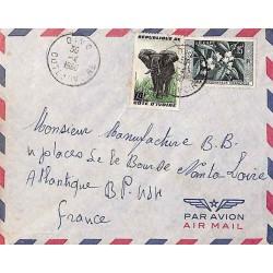 DIVO COTE D' IVOIRE 1960