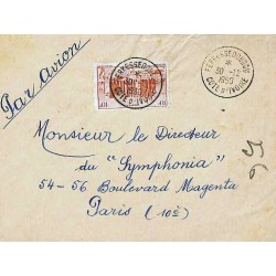 FERKESSEDOUGOU COTE D' IVOIRE 1950