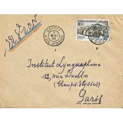 GAGNOA COTE D' IVOIRE 1954