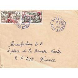 DIABO  - COTE D' IVOIRE - 1966