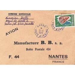 BROBO - COTE D'IVOIRE - 1972
