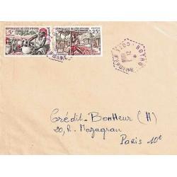 BOTRO - COTE D' IVOIRE - 1966