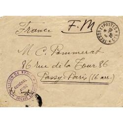1920 DIVISION DE SYRIE * BRIGADE COLONIALE *