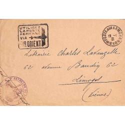 1931 3 e BATAILLON DU LEVANT * LE CHEF DE CORPS *