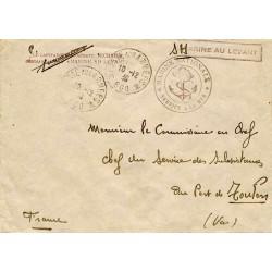 1938 MARINE AU LEVANT
