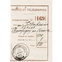 1894 CONSTANTINOPLE  TURQUIE