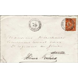1906 CORR D'ARMEES * CONSTANTINOPLE FR *