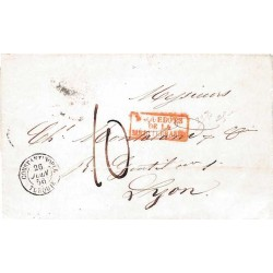 1856 CONSTANTINOPLE TURQUIE