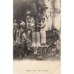 TONKIN - Hanoï - Les fondeurs