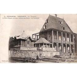 """Le """"Tranovola"""" - ou Palais d'Argent, ancienne résidence des Reines"""