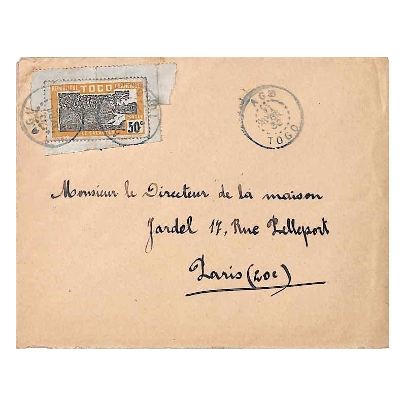 AGU   TOGO 1930