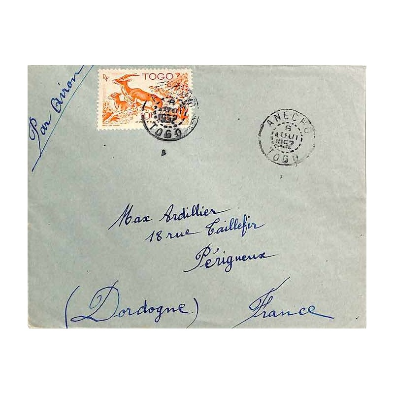 ANECHO   TOGO 1950