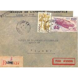 1956 Lettre à 52 f....