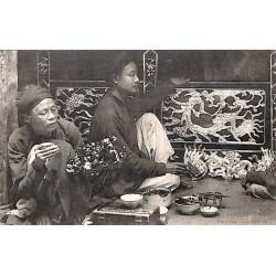 TONKIN - Hanoi - Peintres...