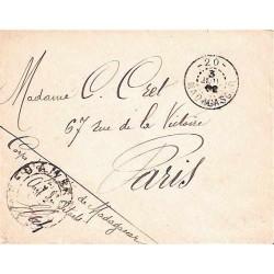 1902  CAMP D'AMBRE et - 20 - MADAGASCAR