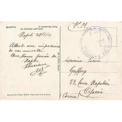 1917 MISSION FRANCAISE DE RAVITAILLEMENT EN ITALIE  Naples