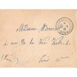 1916 ARMEE D'ORIENT