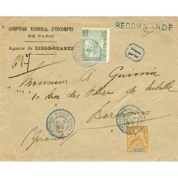 1905 lettre recommandée...