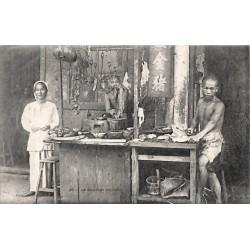 Le boucher chinois