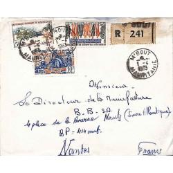 M'BOUT MAURITANIE 1963