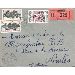 NEMA MAURITANIE 1961