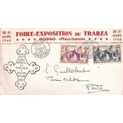 ROSSO MAURITANIE 1946