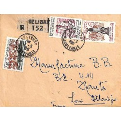 SELIBABY MAURITANIE 1961