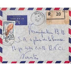 ZOUERATE MAURITANIE 1962