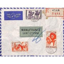 1939 ATAR  MAURITANIE